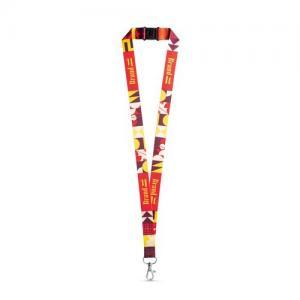 Lanyard Sublimation Duo Set II